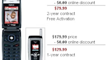 Verizon lights up Nokia 6315i from Pantech