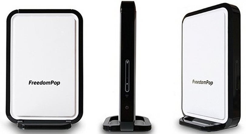 FreedomPop's pseudo-free home WiMAX goes live