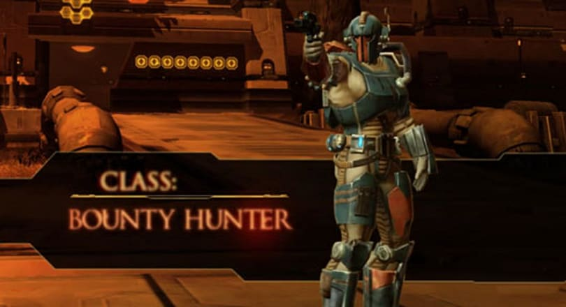 Star Wars: The Old Republic -- BOOM! Goes the Bounty Hunter