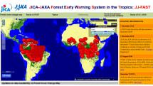 JICAとJAXAが開発した衛星「だいち2号」が熱帯林の違法伐採抑止に活躍。観測システム「JJ-FAST」により各国に普及