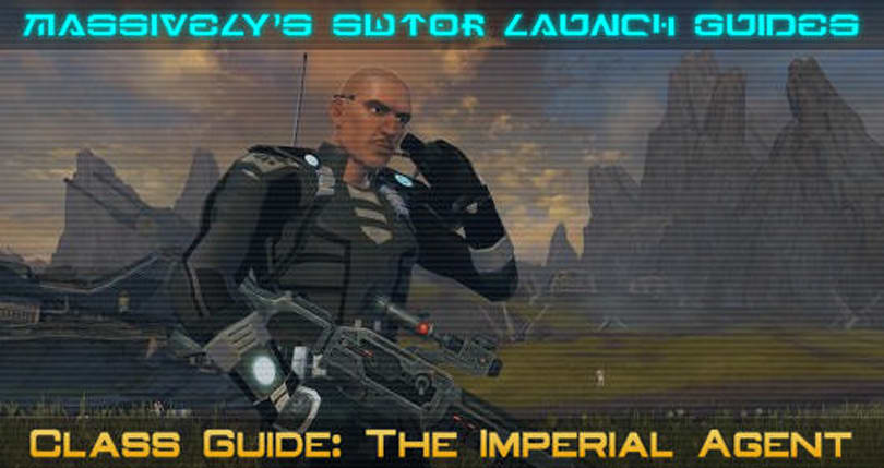 SWTOR: So you want to play an Imperial Agent