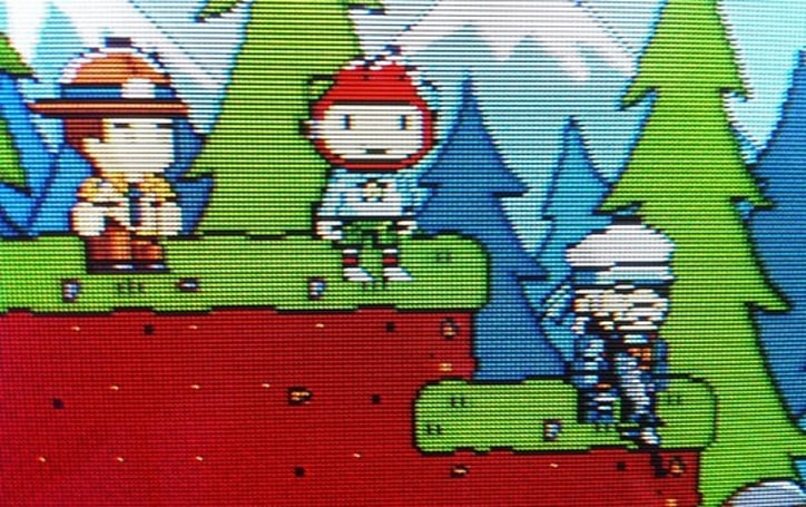 Solid Snake and other Konami characters appear in Japanese Scribblenauts