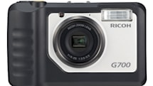 Ricoh outs rather rugged, water-resistant G700 point and shoot