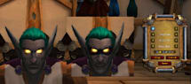 Warlords of Draenor Beta: Face Re-customization via Barber Shop