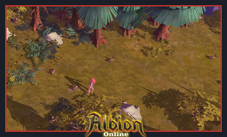 The Stream Team:  Accessing Albion Online's winter alpha test