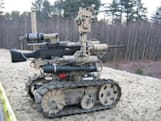Armed robots not pulled from Iraq after all