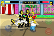 Simpsons Arcade (sort of) released on iPhone