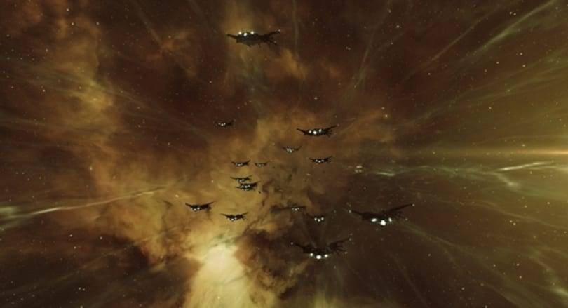 EVE Online phases out time codes, releases Bloodbath of B-R5RB video