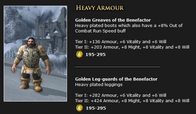 LotRO reverses policy, plans to sell PvE stat gear through the store [Updated]