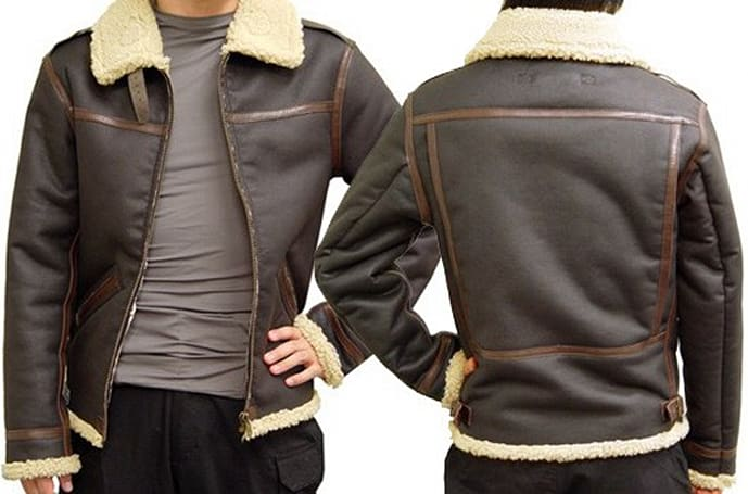 Complete your Leon Kennedy cosplay with his bomber jacket