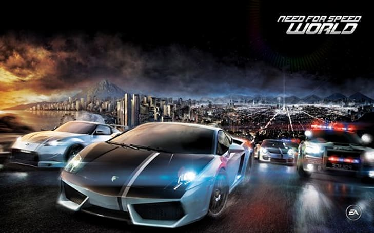 Need for Speed World laps five million registered users