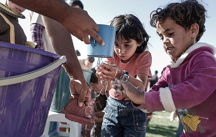3D printers find a home fighting disease in Syrian refugee camps