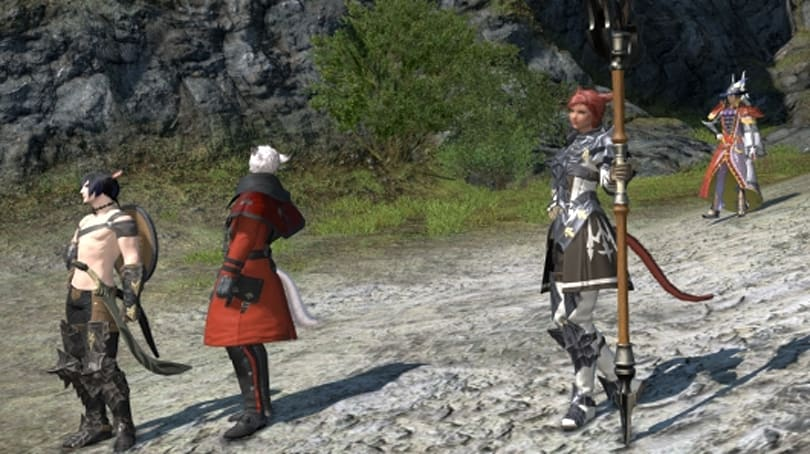 Final Fantasy XIV introduces character rename service
