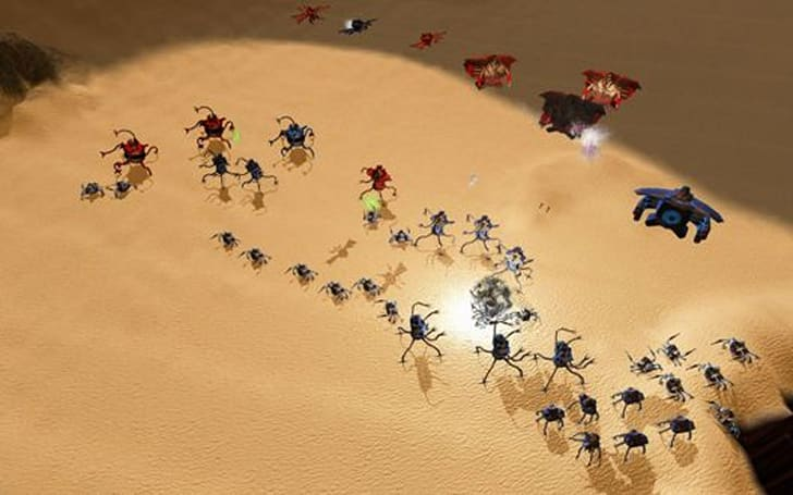 Achron manipulates real-time strategies in new launch trailer
