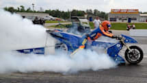 One-man Rocket EV hits over 200 mph in under 7 seconds (video)