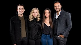 "Jason Ralph, Stella Maeve, Olivia Taylor Dudley, And Arjun Gupta On ""The Magicians"""