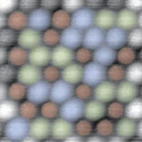 Atomic force microscope takes a closer look at individual atoms