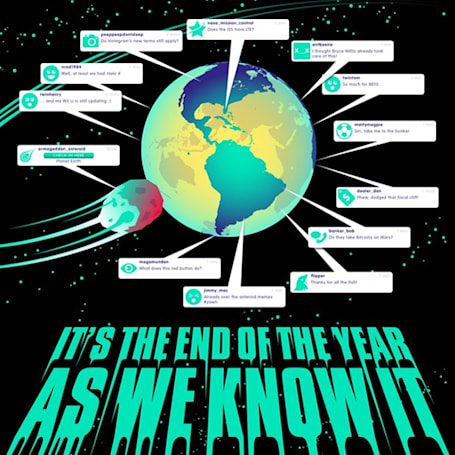 2012 Year in tech: A timeline