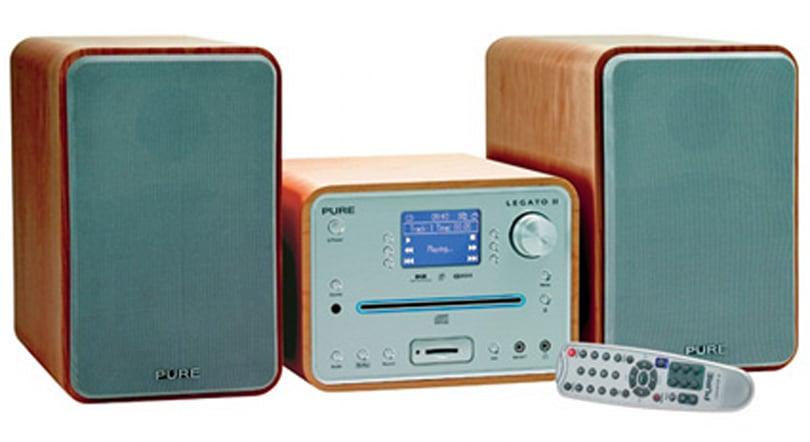 Pure's latest duo: the DX40 and Legato II DAB radios