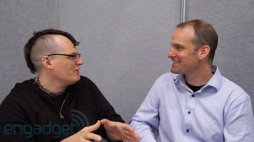 The Engadget interview: Nokia's Kevin Shields talks Windows Phone 8 (video)