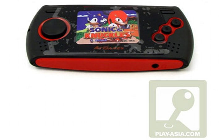 Mega Drive Portable gets rebadged, available to order