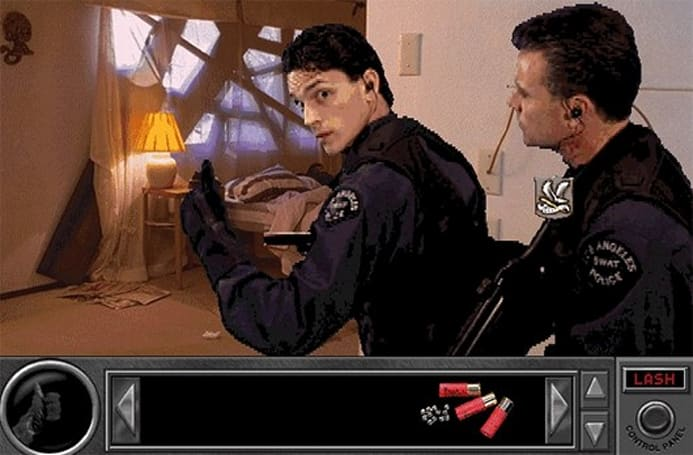 Police Quest: Swat 1 and 2 added to GOG, pie-slicing imminent