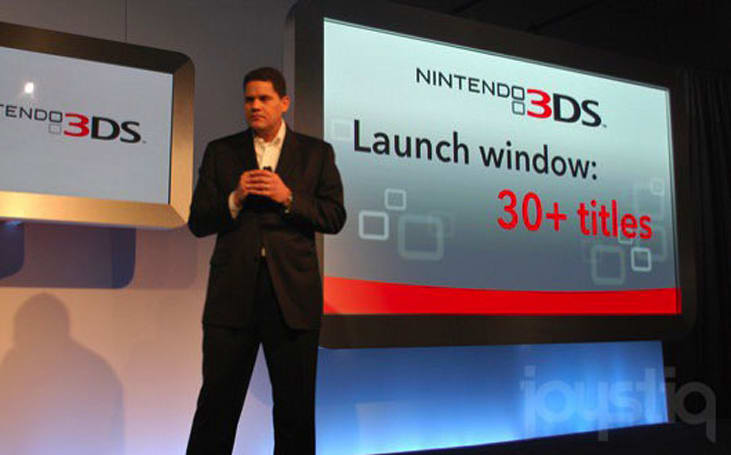 3DS 'launch window' to include more than 30 games leading up to E3