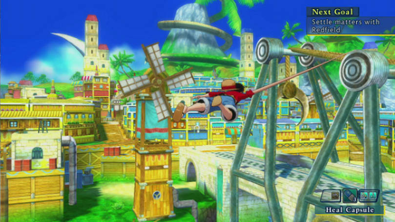 New Nintendo eShop releases: One Piece Unlimited World Red, Bases Loaded