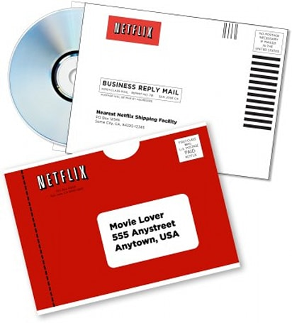 Netflix snags DVD.com domain, invests in the future of optical media