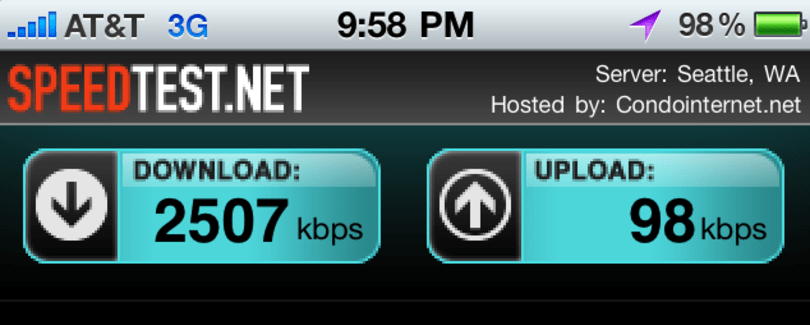 Is AT&T capping iPhone upload speeds? Inquiring minds want to know
