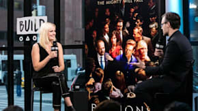 """Malin Akerman Talks About Her Difficult Costume From """"Watchmen"""""""