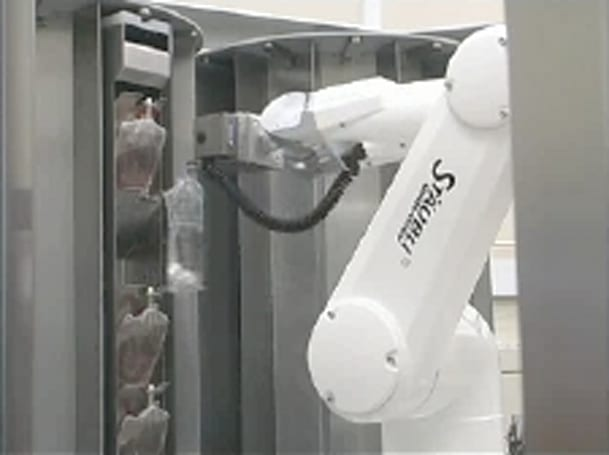 "Canada's new ""Robotic IV Automation"" medical assistant"