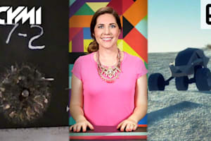 ICYMI: Bullet-Stopping Foam, All-Terrain Military Car & More