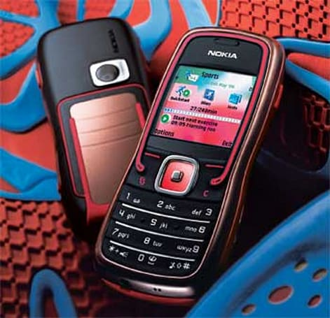 "Nokia tweaks 5500 to make ""Sport Music Edition"""