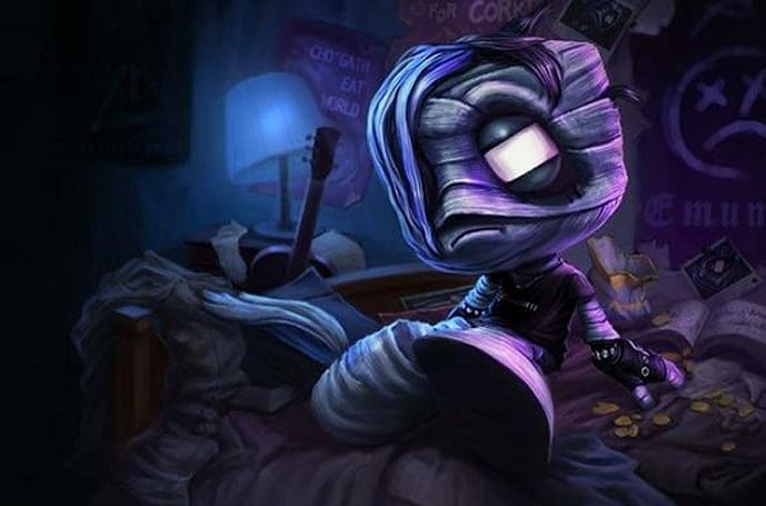 The Summoner's Guidebook: Dealing with emotional stress in League of Legends