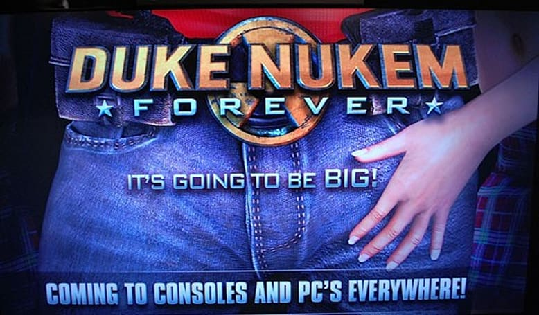 Duke Nukem Forever's 'Capture the Babe' mode is a slap in the face