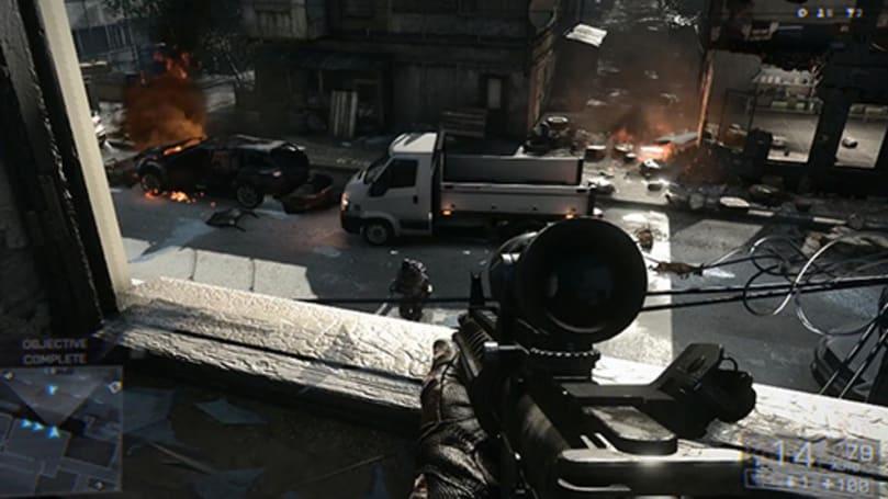 Battlefield 4 double XP event Nov. 28 - Dec. 5 over server issues