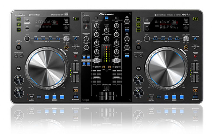 Pioneer announces XDJ-R1 all-in-one digital DJ deck with MIDI, iOS control features (video)