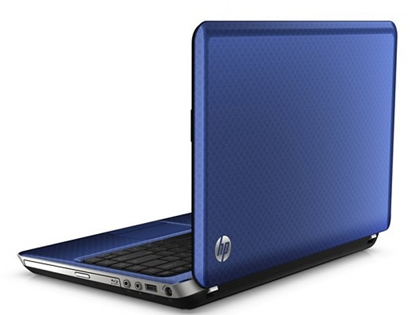 HP unveils the Pavilion dv4, Envy 14 with Sandy Bridge, and a redesigned Mini 210