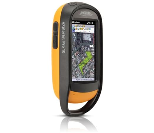 Magellan's eXplorist Pro 10 does GIS data collection for $700, makes Google maps green with envy
