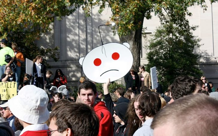 Reddit's tech community just got scolded, is no longer front page news