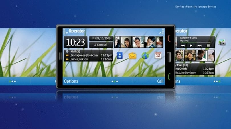 Nokia offers sneak peek at improved 2010 Symbian user interface