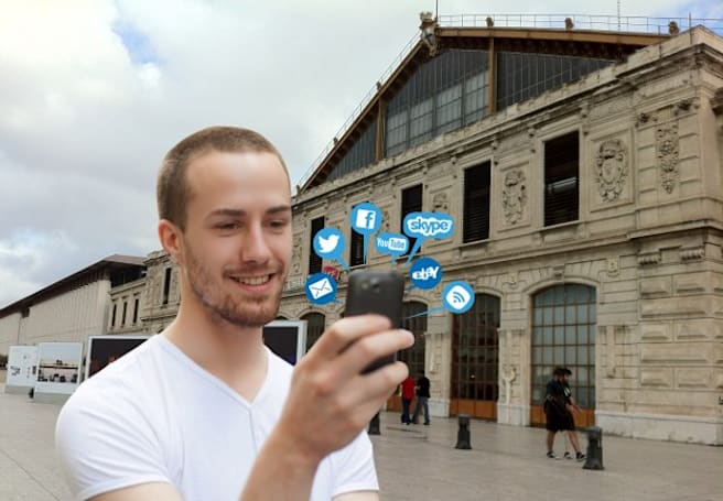 GOWEX bringing free WiFi to French rail stations, starting with Marseille
