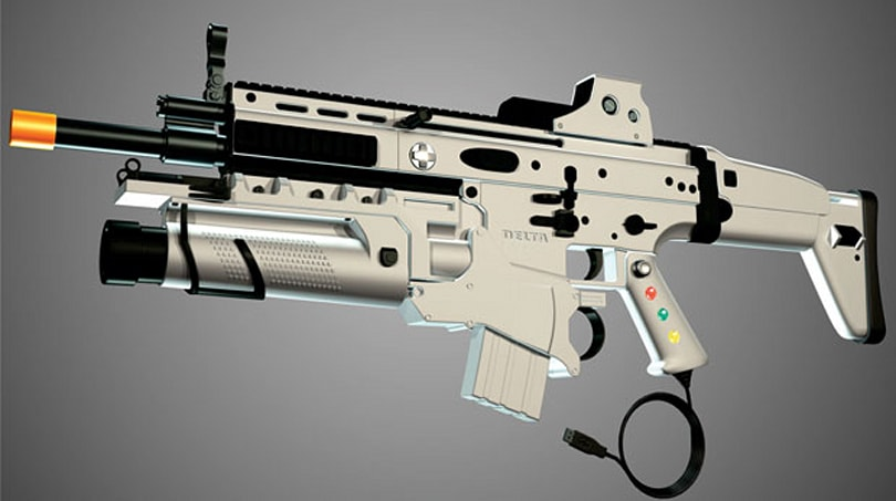 Delta Six controller gets redesigned, Kickstarted