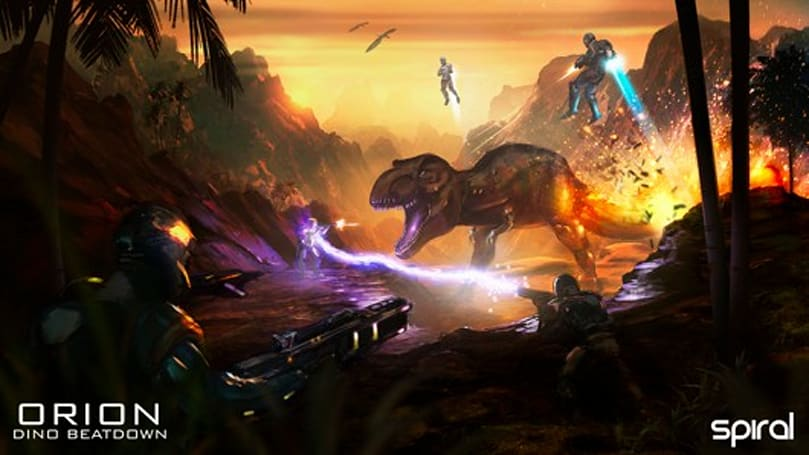 Orion: Dino Beatdown takes on Steam and OnLive this March