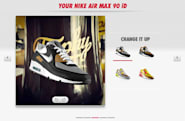 Nike PHOTOiD colors Air Max sneakers with the aid of Instagram snapshots