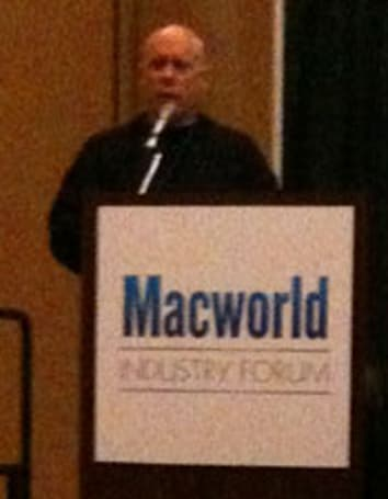 Macworld Industry Forum: Bill Atkinson on Interface Design