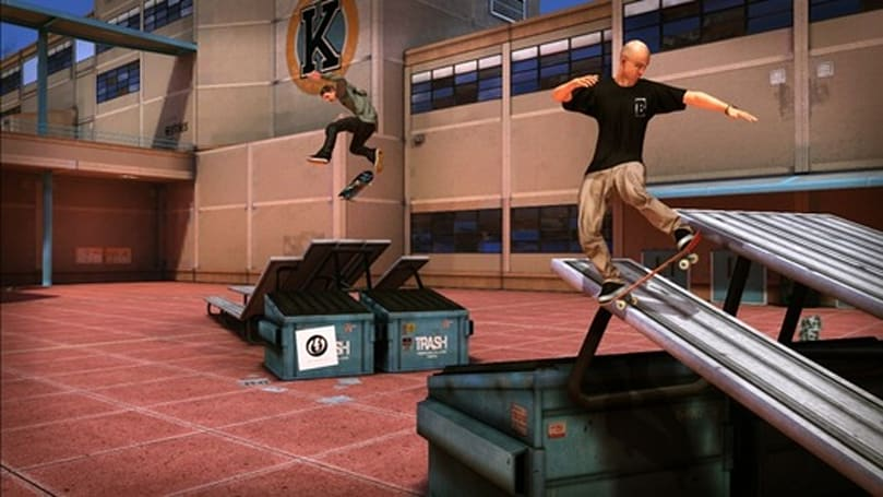 Deja Review: Tony Hawk's Pro Skater HD