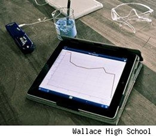 Northern Ireland's Wallace High School launches the country's largest 1:1 iPad initiative