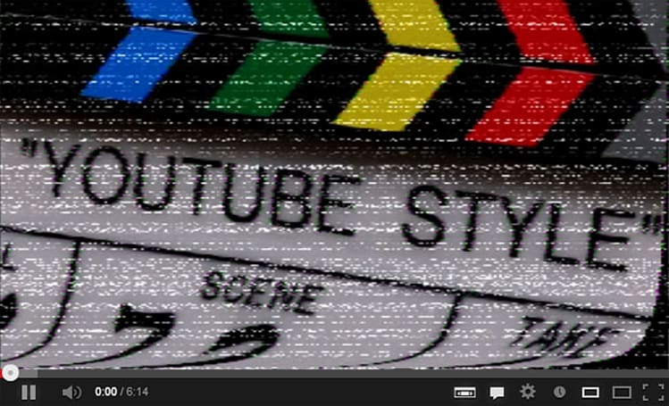 YouTube lets you relive the old-school look of VHS -- in HD